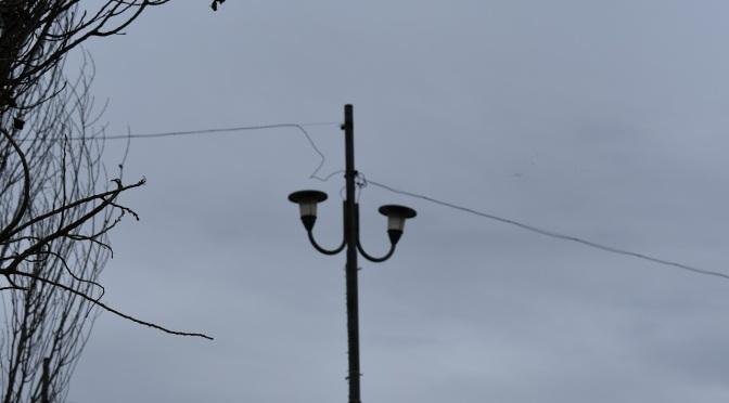 В Асеновград възстановяват уличното осветление в някои части на града