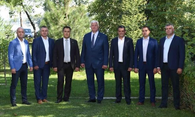 """Здравко Димитров: """"Общината ще подпомага районите за реализацията на важните за тях проекти"""""""