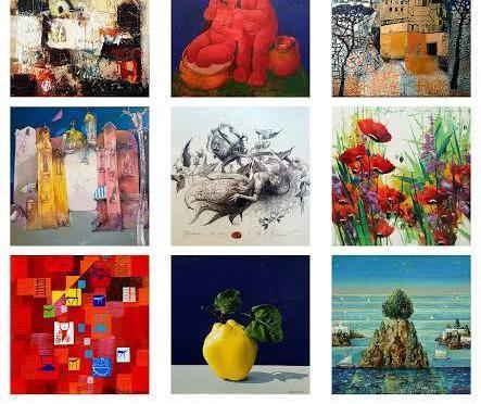 """Голяма зимна изложба са подготвили от галерия """"Аспект"""""""