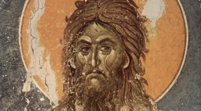 Християните почитат паметта на Св. Йоан Кръстител