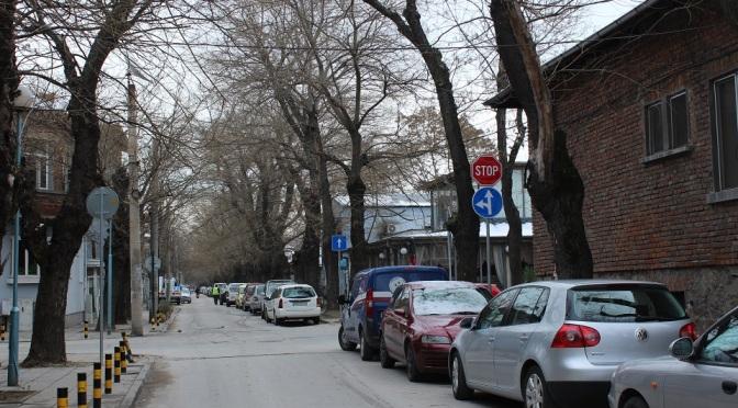 15 улици в центъра на Пловдив с еднопосочно движение