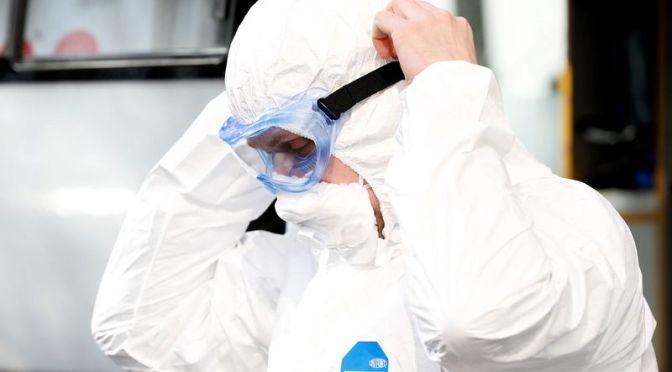 САЩ са откраднали поръчани за полицията на Берлин 200 000 респираторни маски