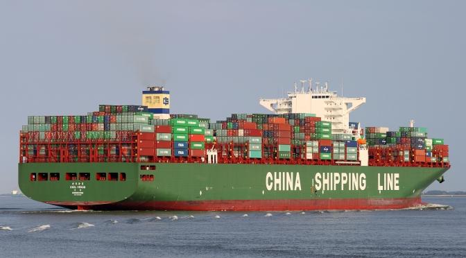 Пирати на 21-ви век: В САЩ замислиха да грабят китайски кораби