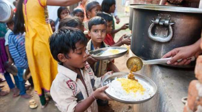 135 милиона души гладуват в 55 държави