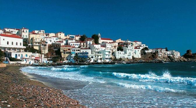 The Sunday Times: Андрос – най-пустият остров в Европа