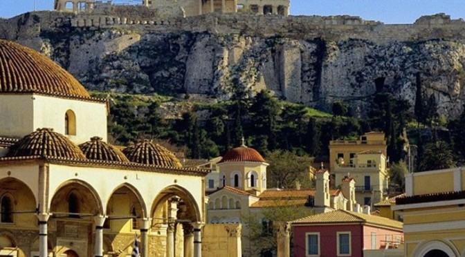 Атина влезе в десетте най-посещавани градове в Европа