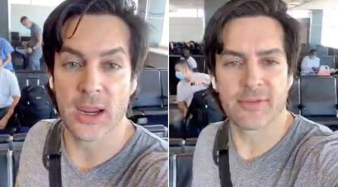 В САЩ свалиха пътник от самолет – не искал да пътува с маска