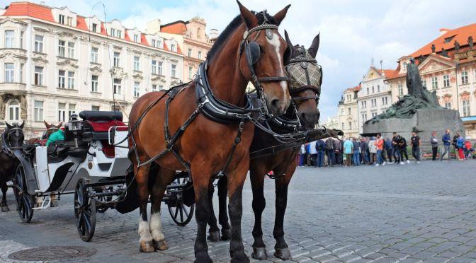В Прага може да забранят туристическите каляски