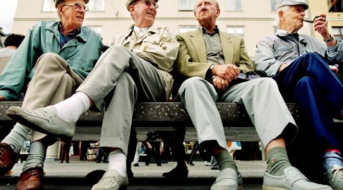 Определиха най-добрата държава за възрастни хора