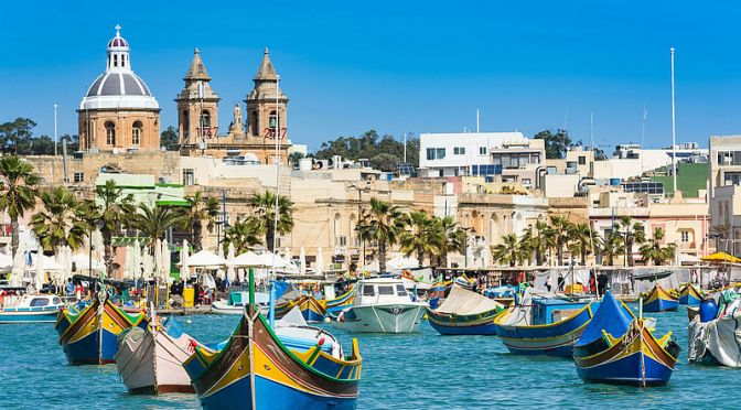 Mалта планира да приема гости от всички страни от 15 юли