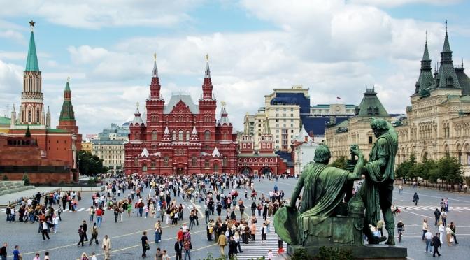 Русия: 113 страни без хартиена виза от 2021-ва година. България – също!