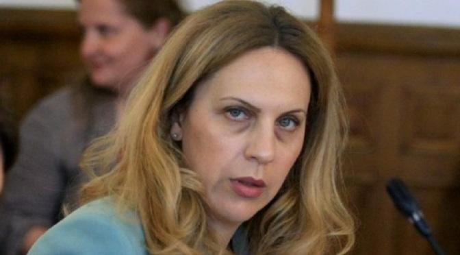 Николова разговаря с Н. Пр. посланик Анатолий Макаров