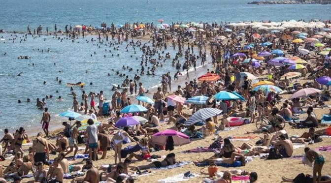 В Испания затварят плажове заради коронавируса