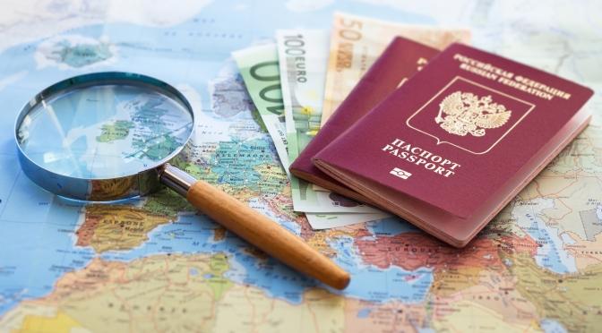 Европа е затворена за руски туристи