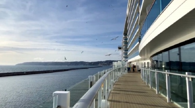 Costa Cruises възобновяват работа на 6 септември