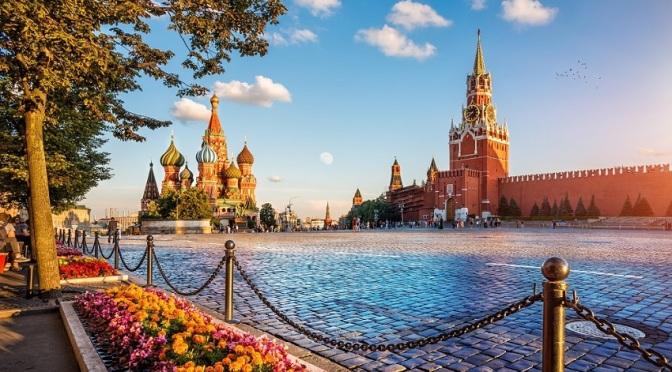 В Москва броят на туристите е нараснал до милион души на месец