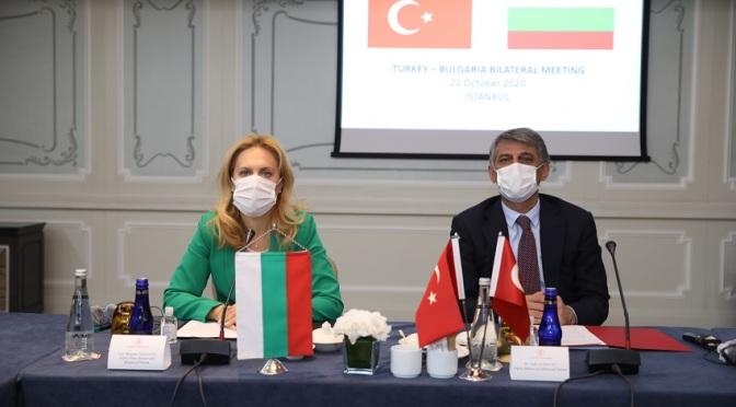 Марияна Николова проведе среща с турски туристически сдружения