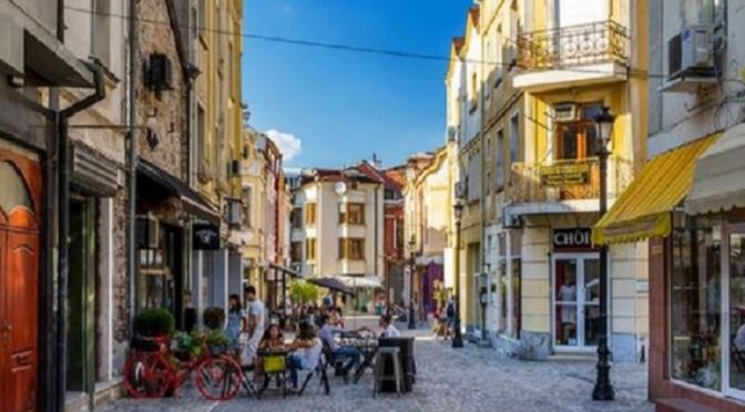 Спад на туристите в Пловдив