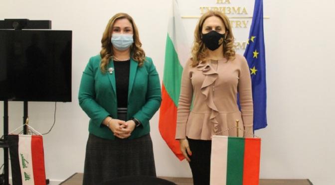 България и Ирак имат редица общи теми, потенциални проекти и възможности